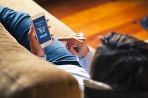 social media for retail